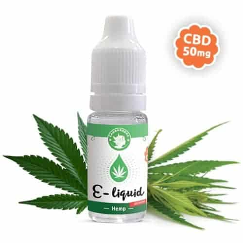 CDG e-liquid hempvizer 50mg