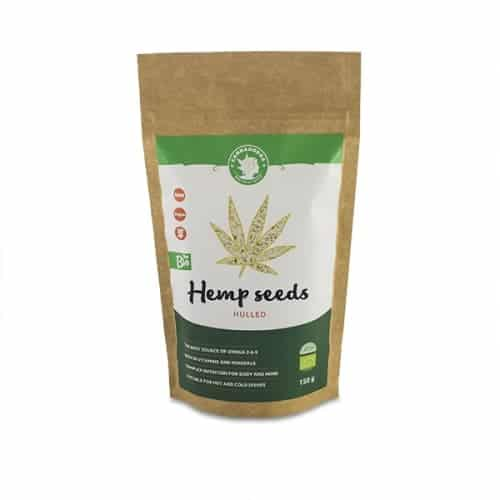Hemp seeds Hulled