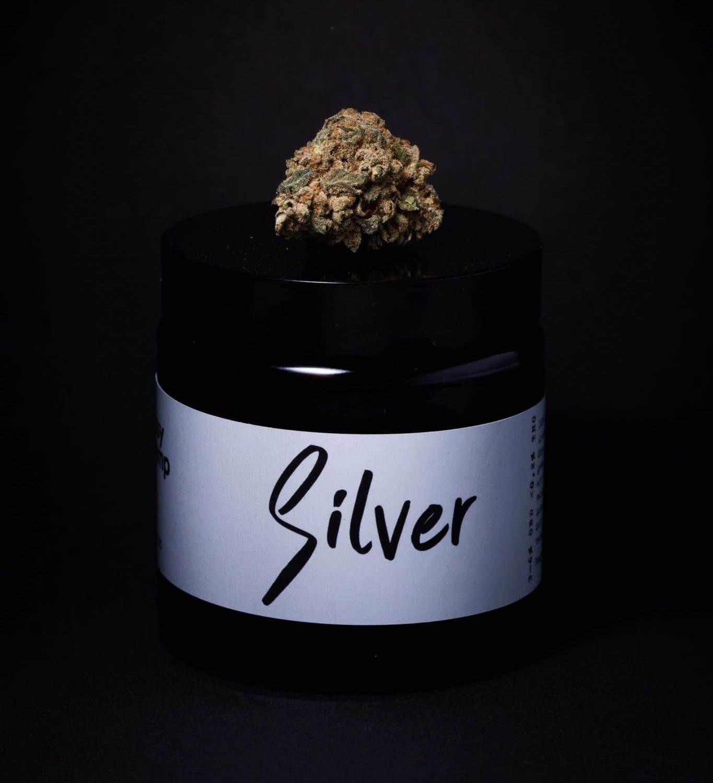 Silver 8% CBD