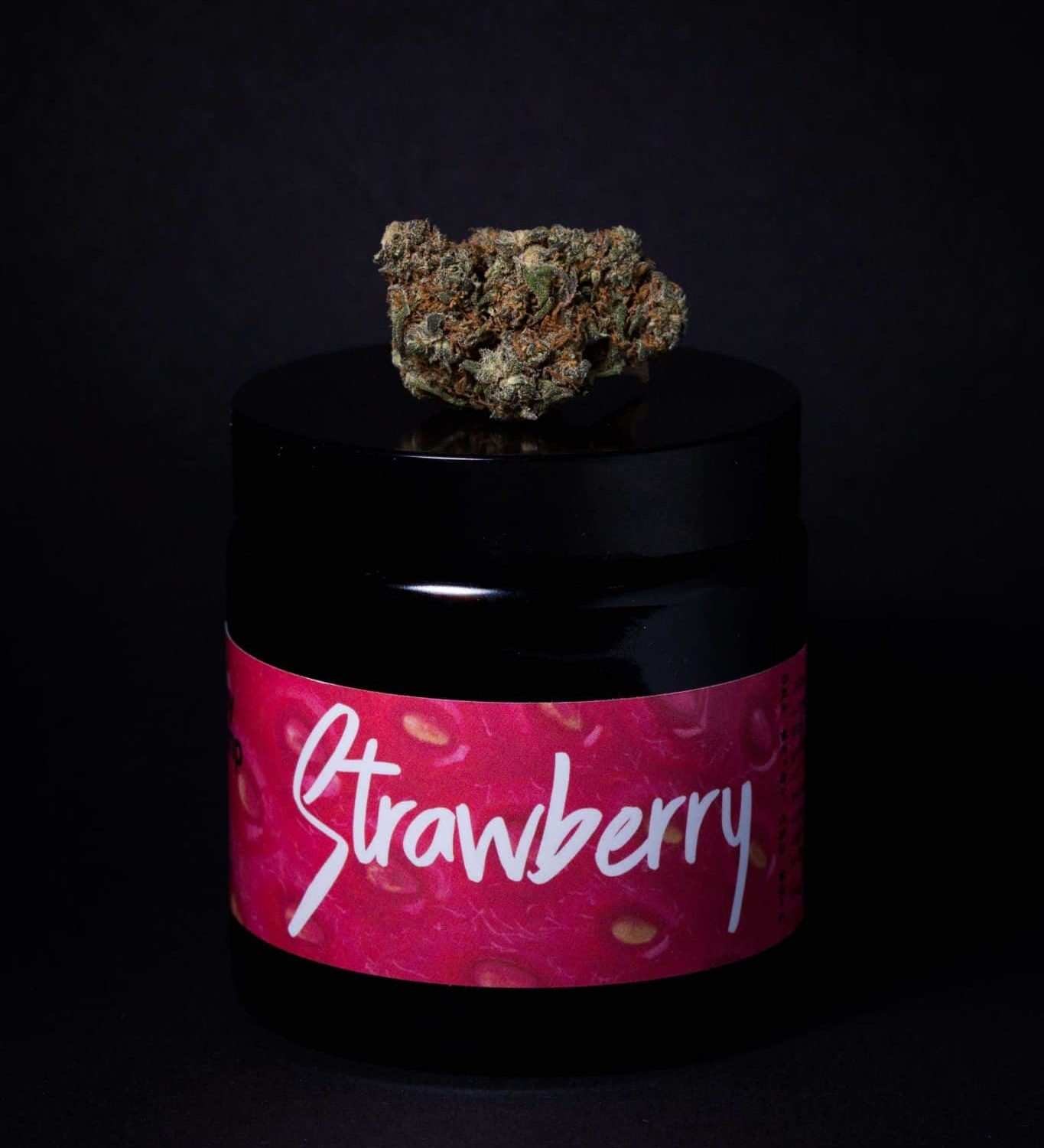 Strawberry 3-6% CBD