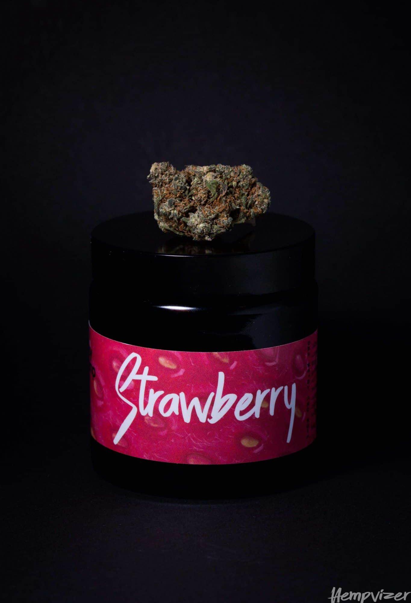 Strawberry 3-6% CBD