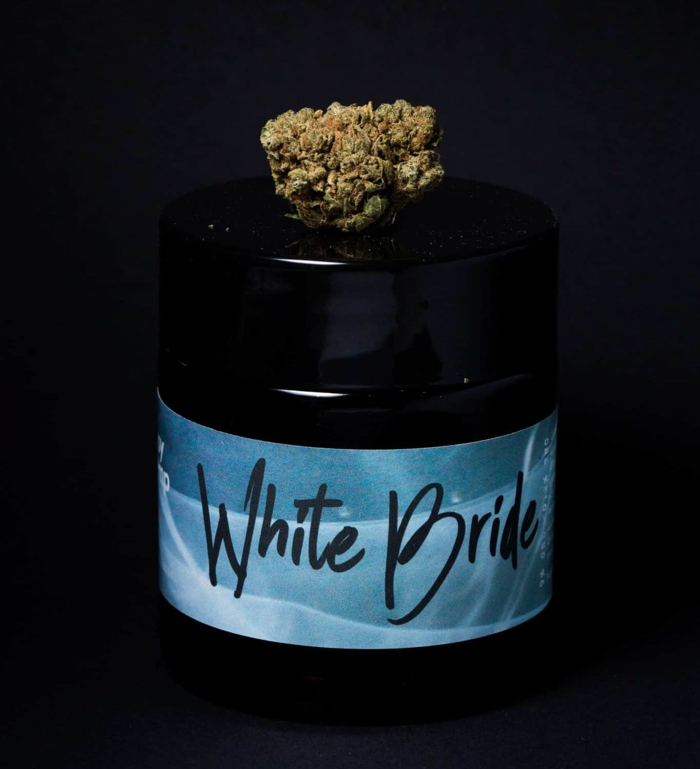 Easy Hemp — White Bride — 9% CBD