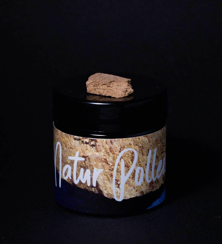 Easy Hemp — Natur Pollen (Hash) — 22% CBD