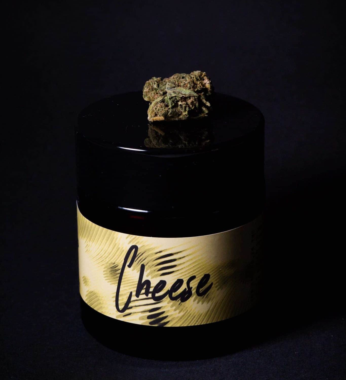 Cheese 10 % CBD Flowers