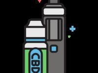 CBD e-liquids and Vaporizers