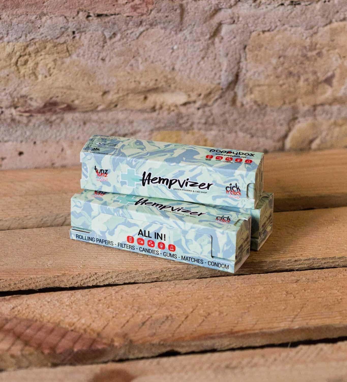 Hempvizer Magic Box