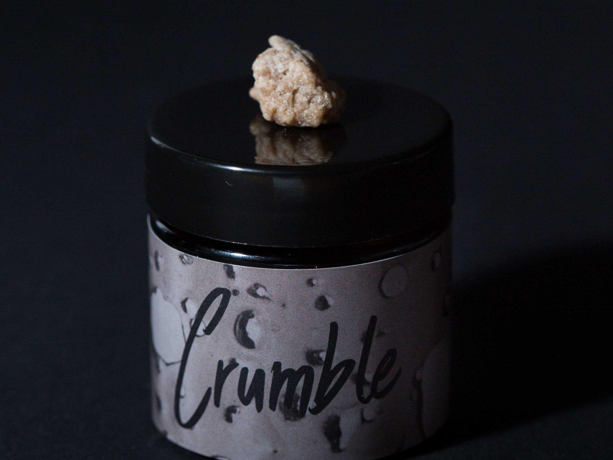 Crumble 89% CBD