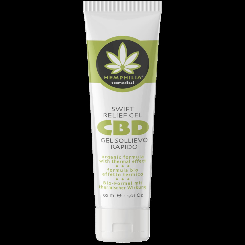 Hanf Kosmetik CBD Quick Relief Gel