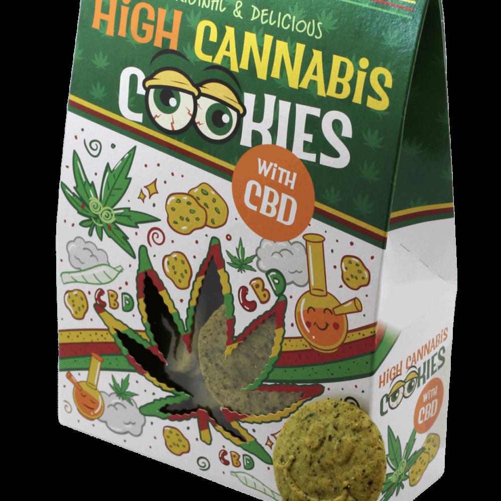 CBD Cookies Euphoria Cannabis