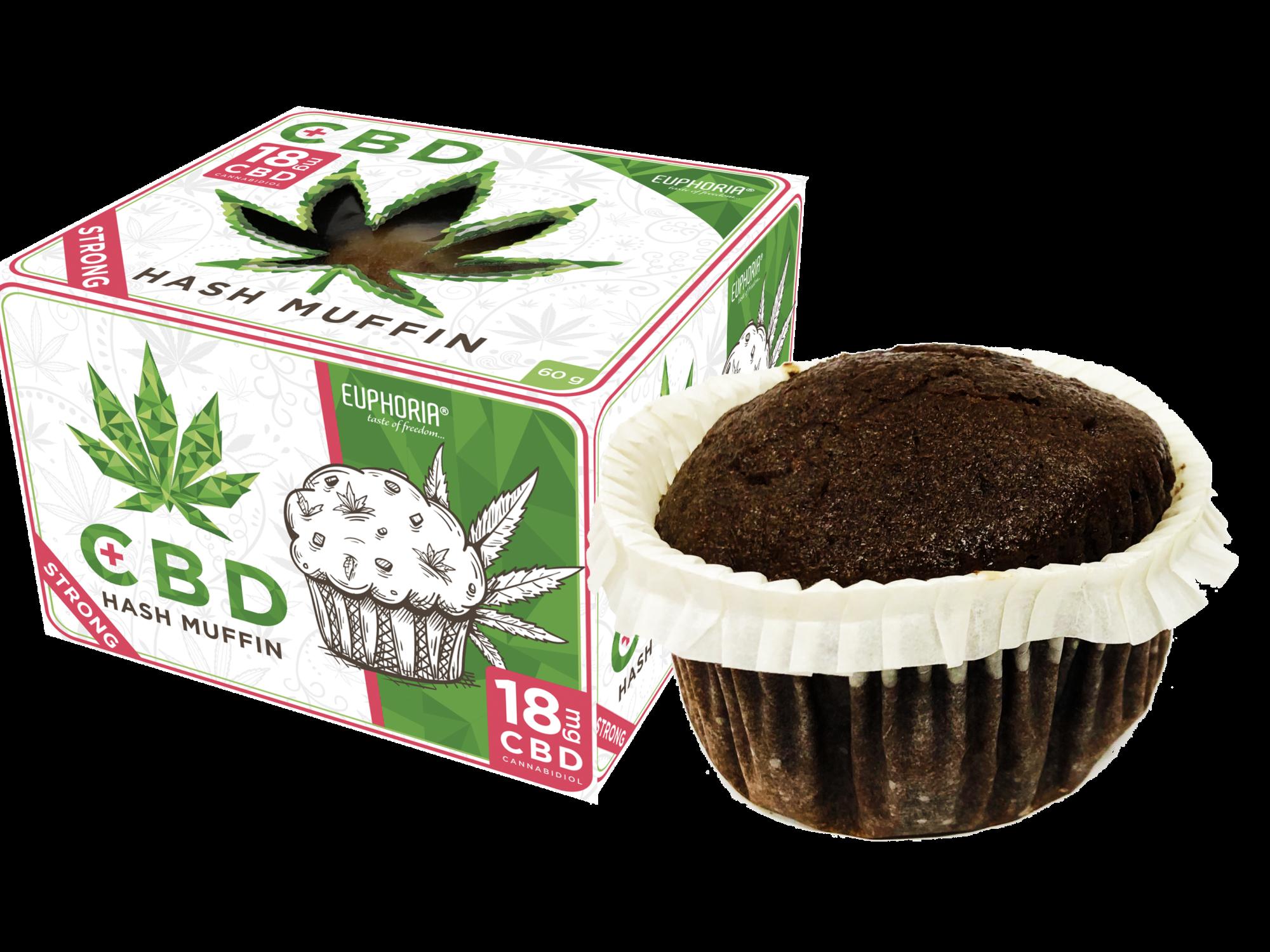 CBD Muffin Euphoria Hash