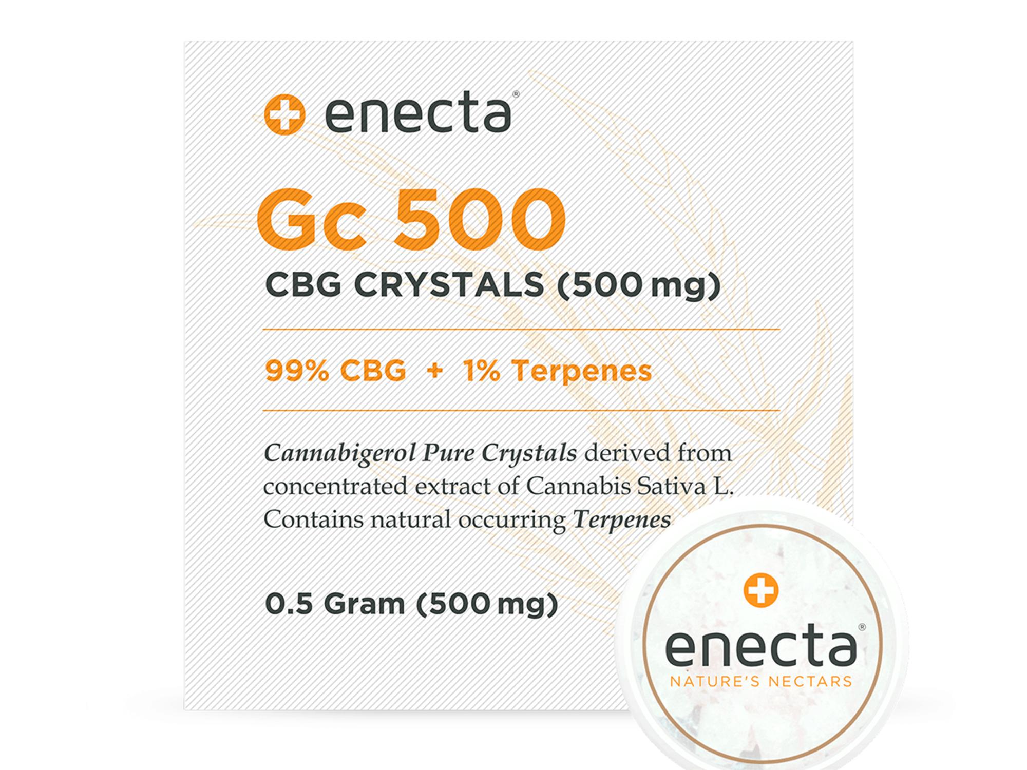 Cristalli CBG - Gc 500